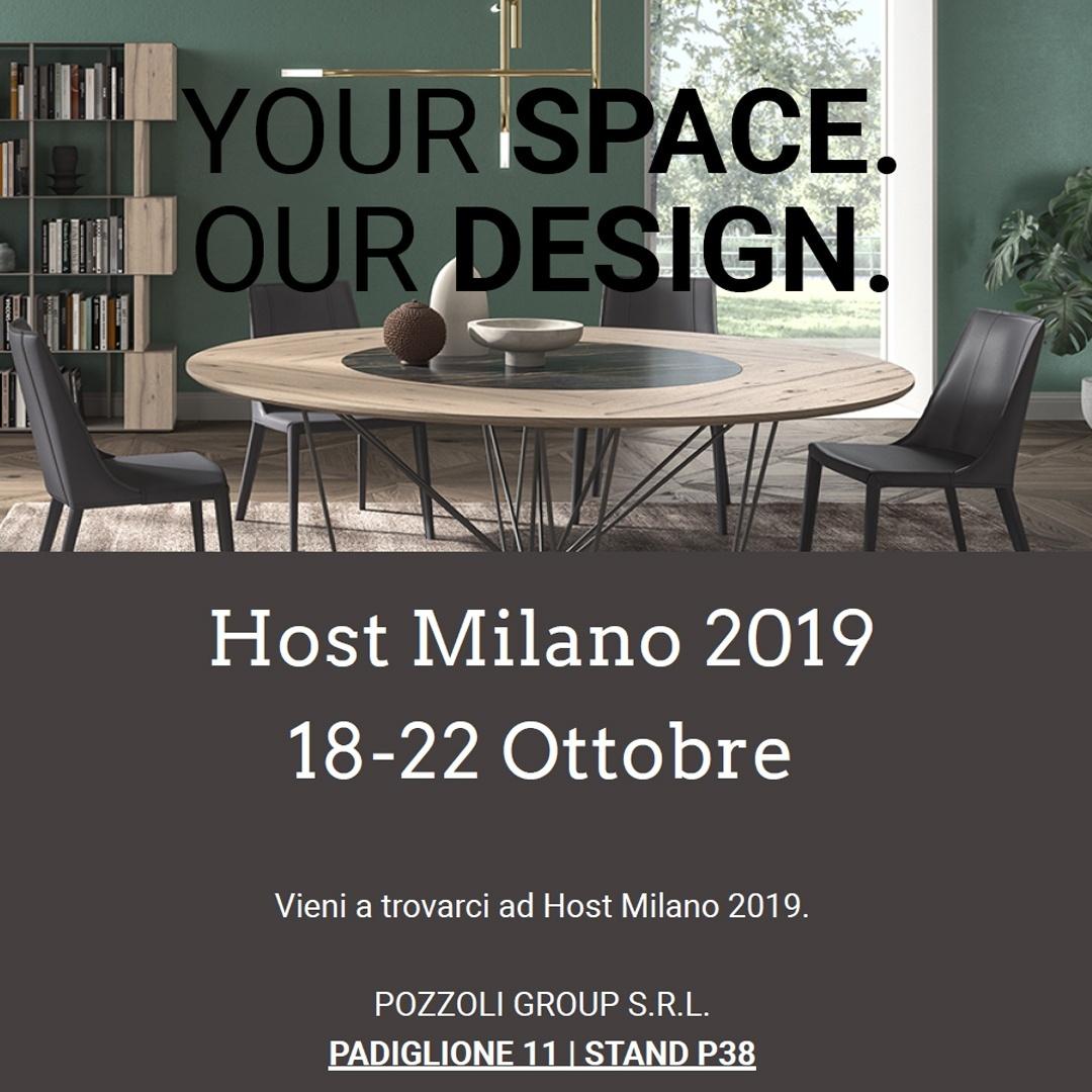 HostMilano – 41° International Hospitality Exibition